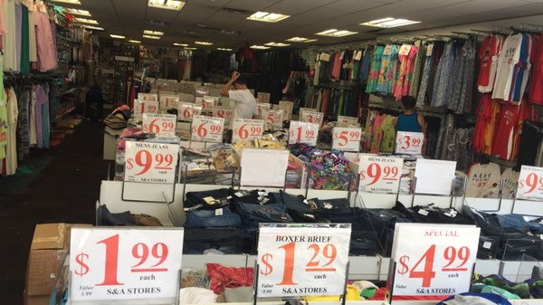 99 Store Near Me >> S A Stores Discount Store 5302 5th Ave Sunset Park