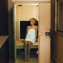 girls Ls sauna