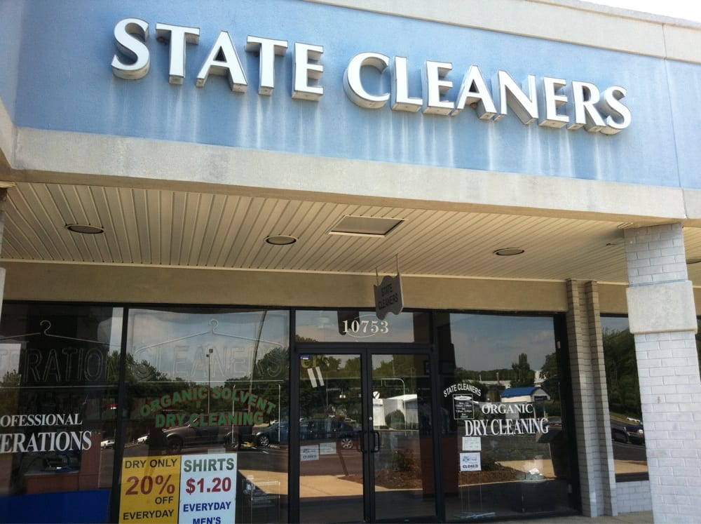 State Cleaners: 10753 Indian Head Hwy, Fort Washington, MD