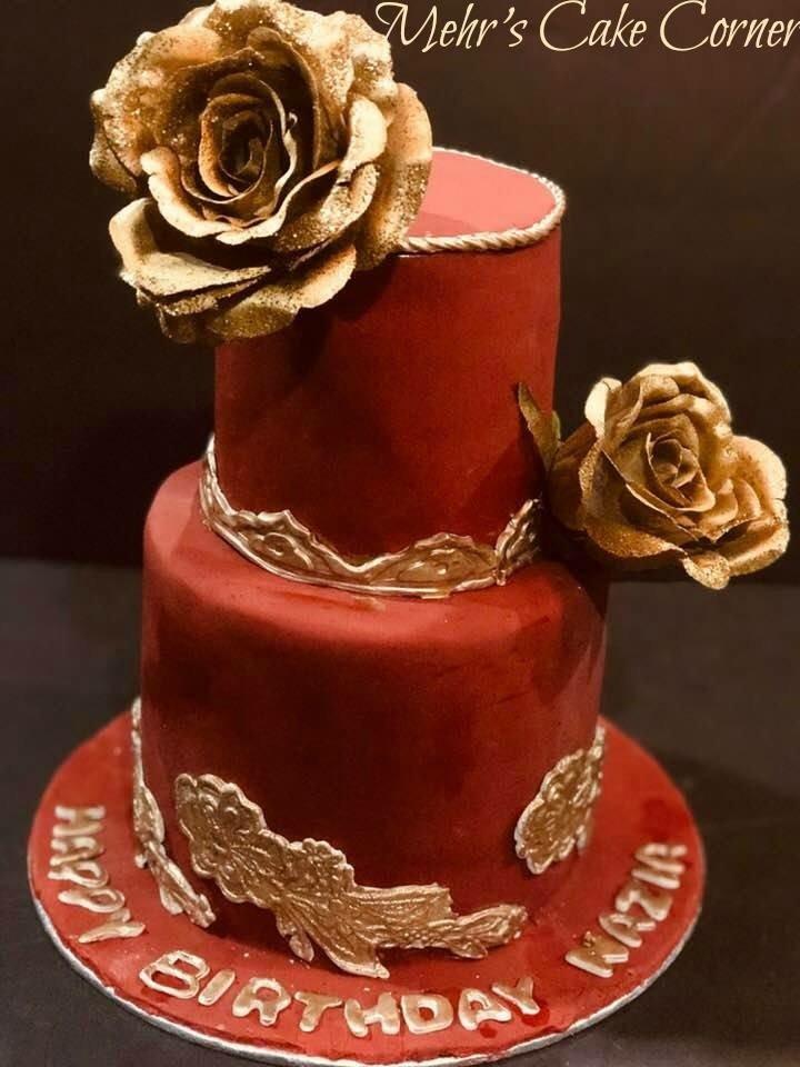 Mehr's Cake Corner: 1700 Rollins Dr, Allen, TX
