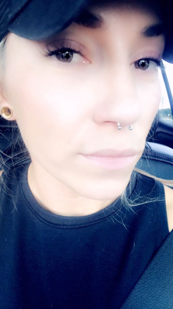 Had My Septum Done Today Super Friendly Professional Very Clean