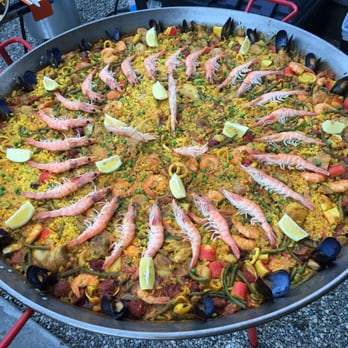 how to make meat paella