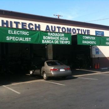 Photo Of Hi Tech Auto Center Gardena Ca United States