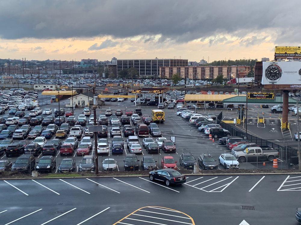The Parking Spot - Haynes: 498-512 Route 1 & 9 South, Newark, NJ
