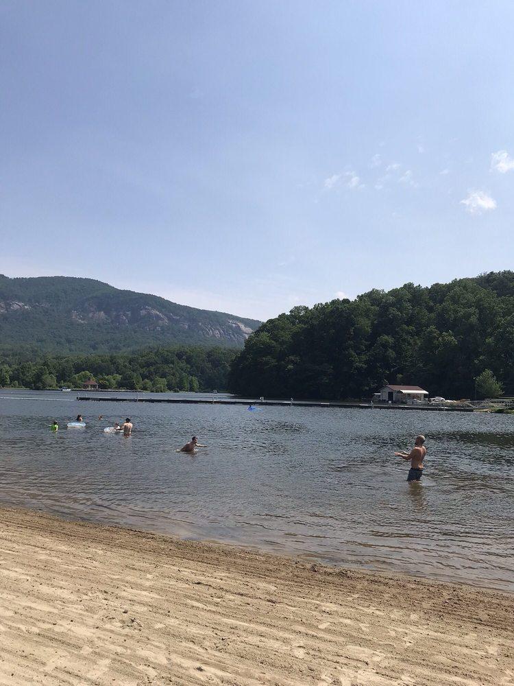 Lake Lure Beach and Water Park: 2724 Memorial Hwy, Lake Lure, NC