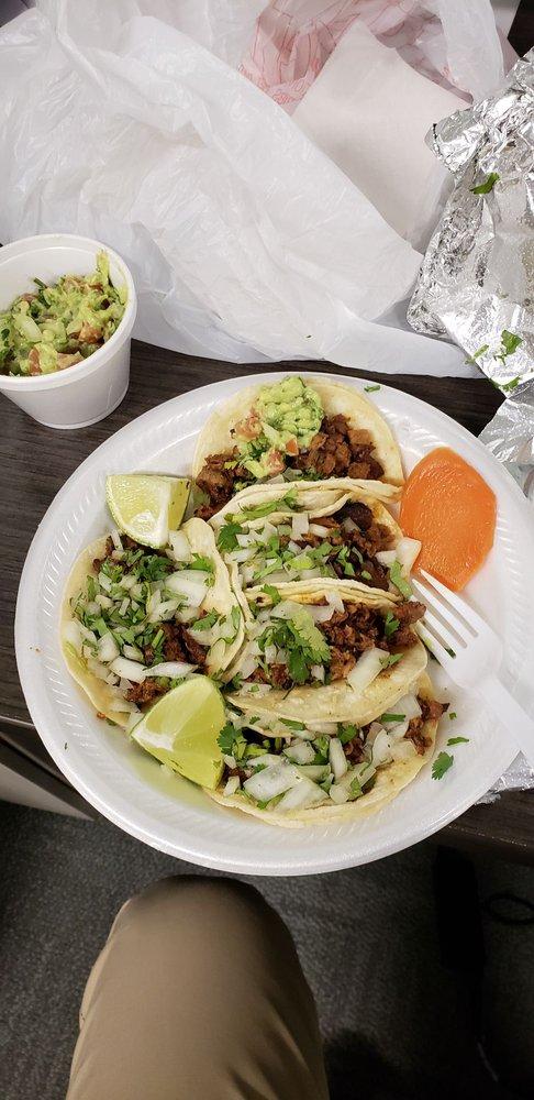 Los Potros Authentic Mexican Food: 1005 S Main St, Columbia, TN