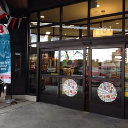 Photo of Bartell Drugs - Seattle, WA, United States. Entrance in Urbana  building