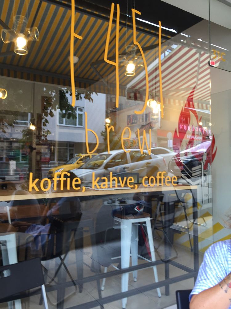 F451 Brew: Kavaklıdere Mah., Ankara, 06