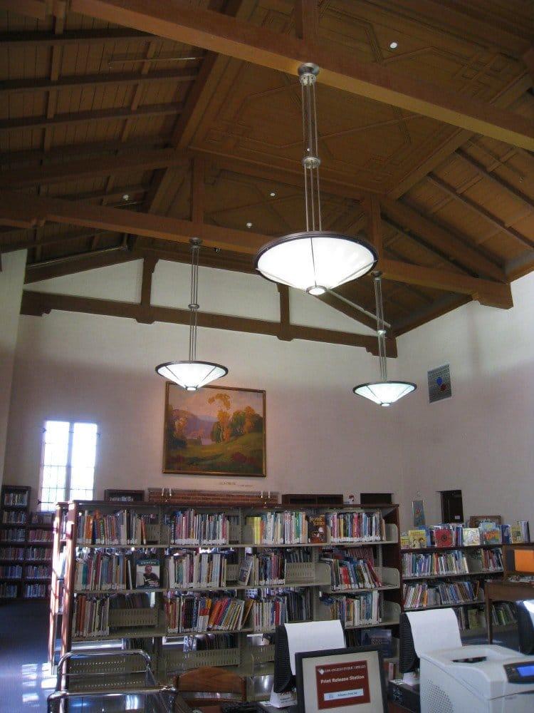 Felipe De Neve Public Library   2820 W 6th St, Los Angeles, CA, 90057   +1 (213) 384-7676