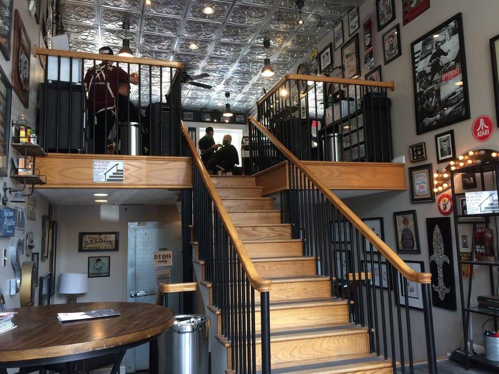 Sal's Barber Shop: 234 N Main St, Hudson, OH
