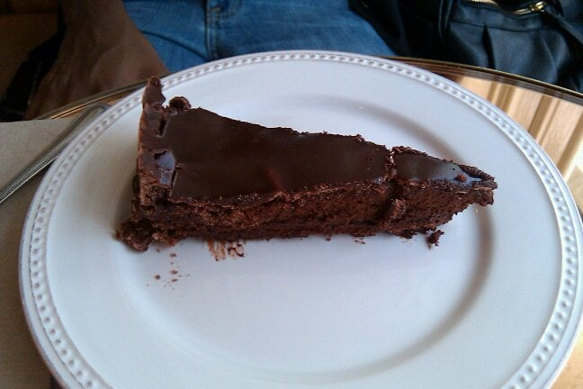 The best chocolate cake in the world yelp