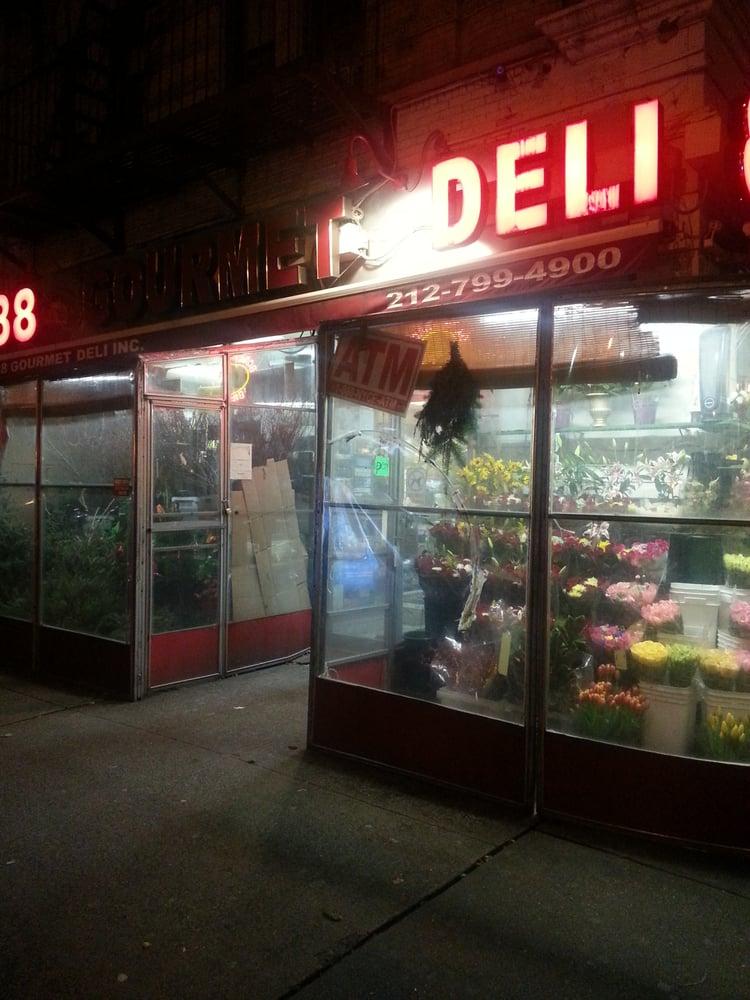 88 Gourmet Deli Delis 574 Amsterdam Upper West Side New York NY Unite