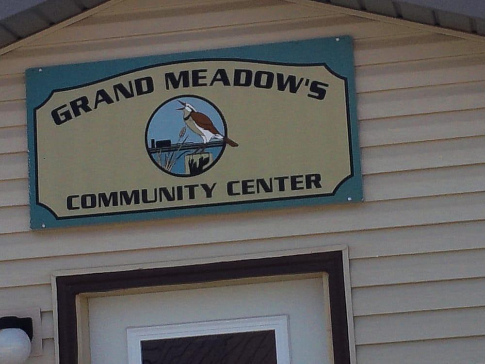 Grand Meadow Community Center: 116 Grand Ave E, Grand Meadow, MN