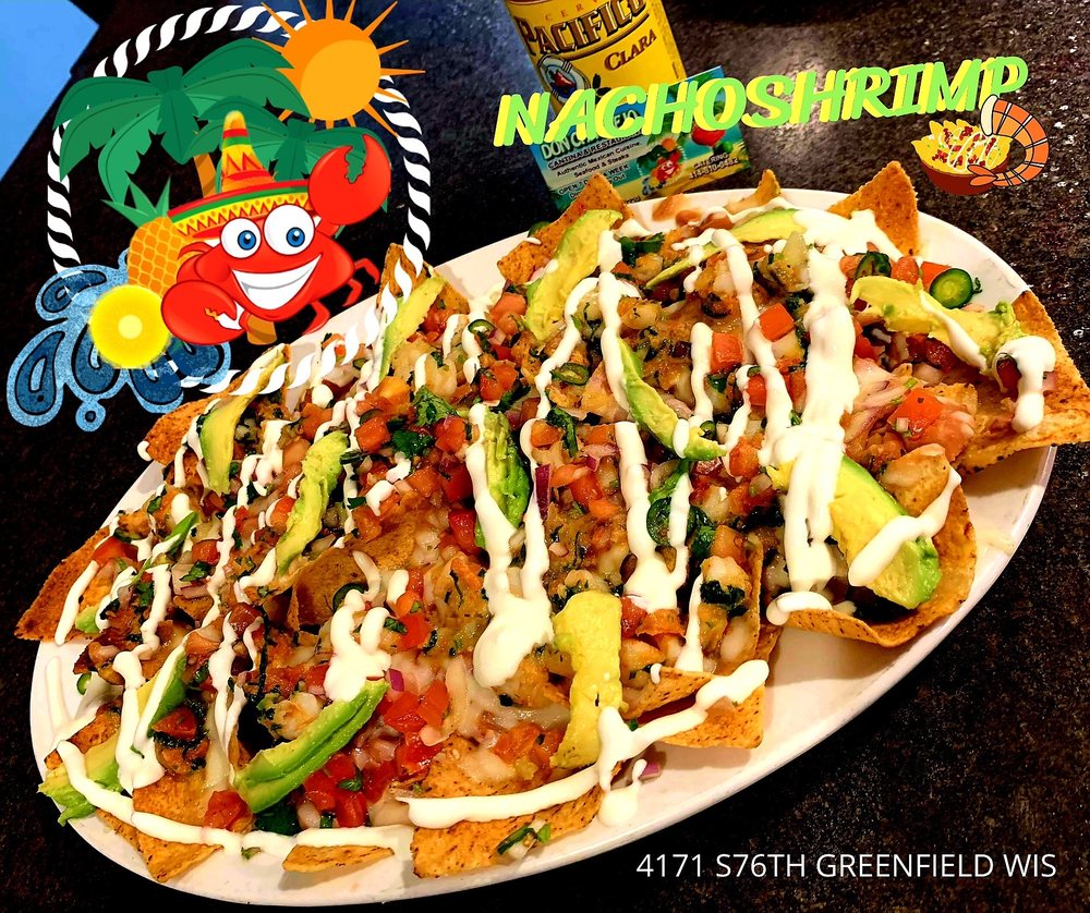Don Cangrejo Cantina Restaurant: 4171 S 76th St, Greenfield, WI