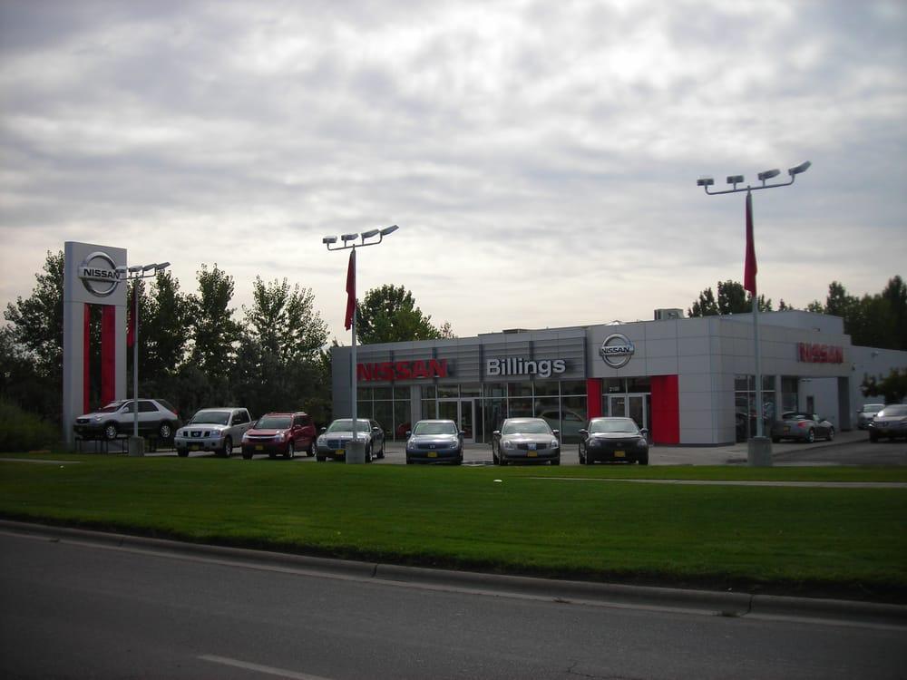 Photos for Denny Menholt Billings Nissan - Yelp