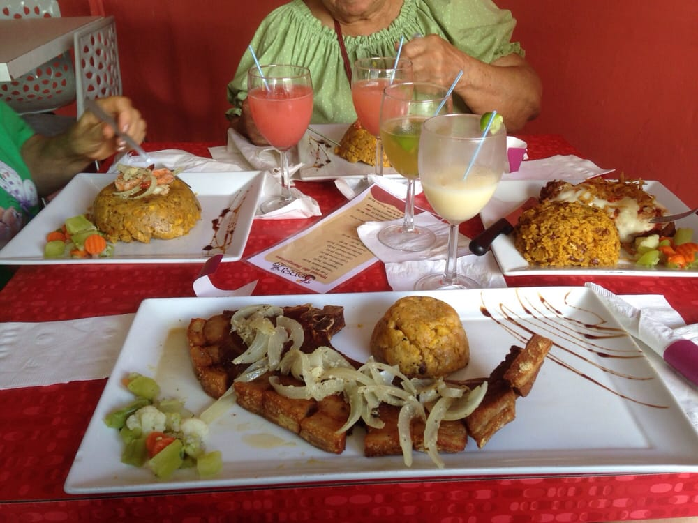 Sangría Restaurant: PR 402 KM 3.9, Añasco, PR