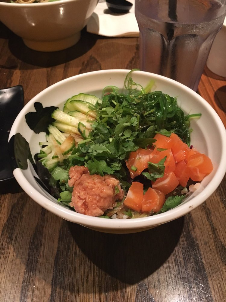 Image result for jinya ramen poke