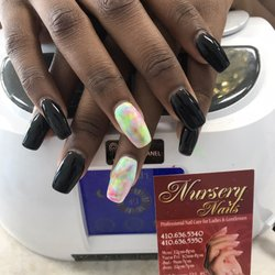 Photo Of Nursery Nails Linthi Heights Md United States New Management