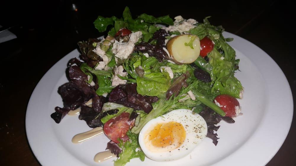Restaurants With Nicoise Salad Vancouver