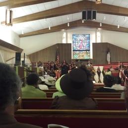 Mt Zion Baptist Church, San Bernardino, CA