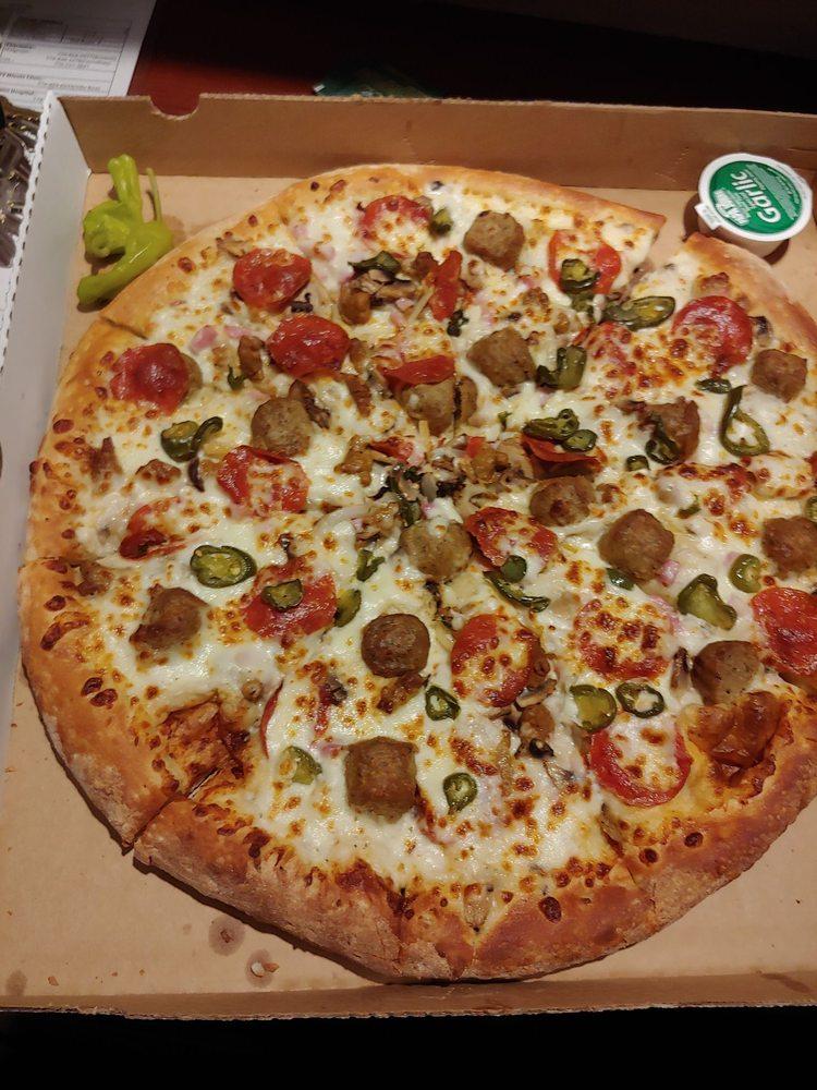 Papa John's Pizza: 3888 Bremen Crossing, Bremen, GA