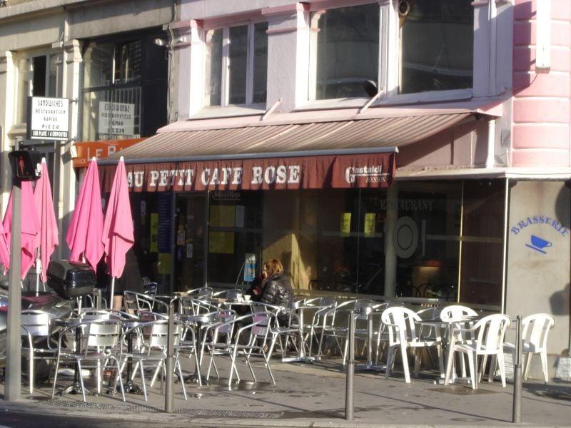 Petit Caf Ef Bf Bd Rose Lyon