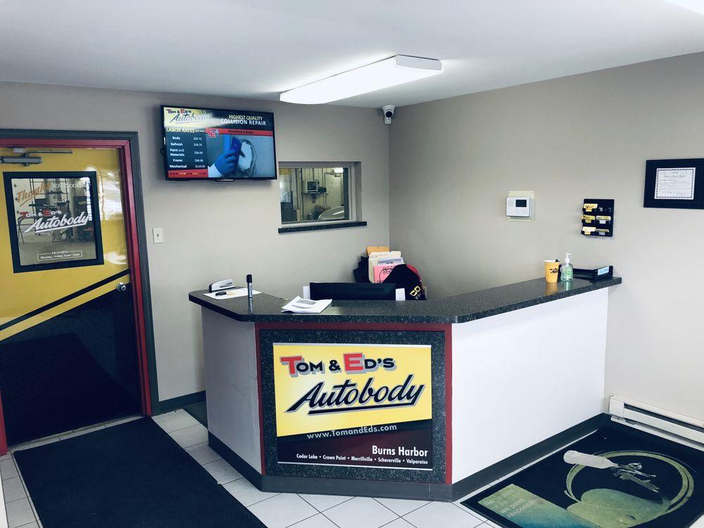 Tom & Ed's Autobody: 239 Melton Rd, Burns Harbor, IN