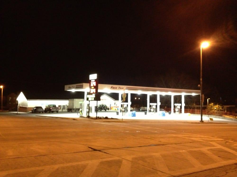 Kwik Trip Store: 115 S Iowa St, Dodgeville, WI