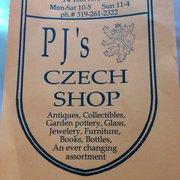 PJu0027s Czech Shop