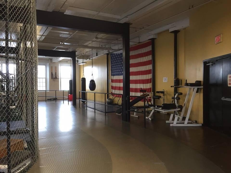 The Fitness Mill: 587 Main St, New York Mills, NY
