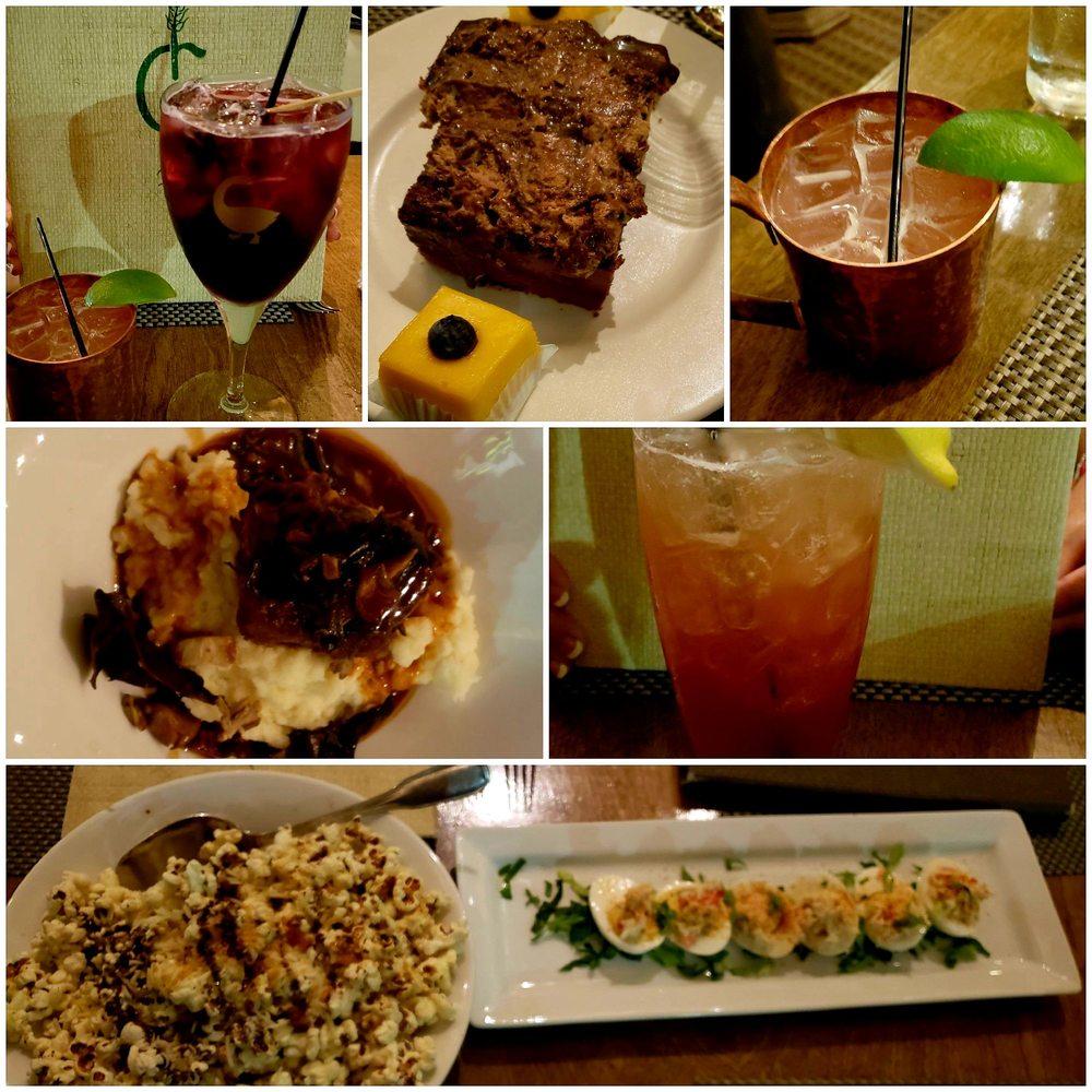 Crop Bistro & Bar