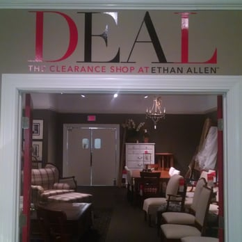 Photo Of Ethan Allen   Alpharetta, GA, United States. Looking For A Deal