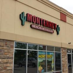 Monterrey Mexican Restaurant West Des Moines Ia