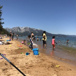 Photo Of Pope Beach Day Use Area Camp Richardson Ca United States