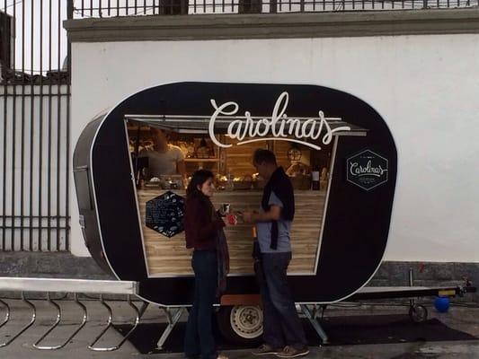 Carolinas Food Truck Reviews