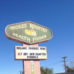 Moses Health Food Store Albuquerque Nm