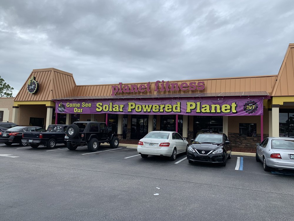 Planet Fitness: 11141 US Hwy 19 N, Clearwater, FL
