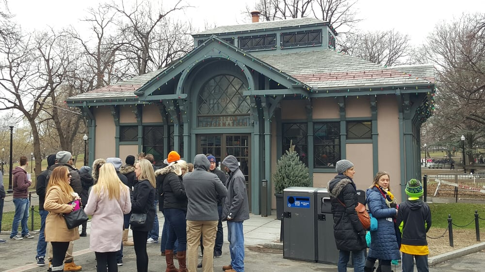 Boston Common Visitor's Information Center