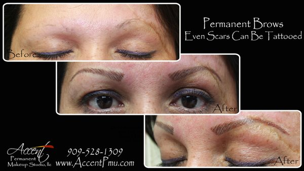 Accent Permanent Makeup 29377 Rancho California Rd Ste 101 Temecula