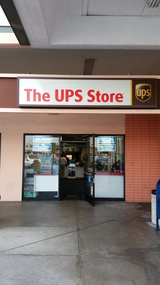 The UPS Store: 15507 S Normandie Ave, Gardena, CA