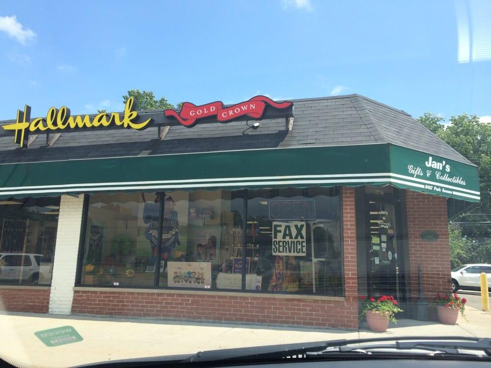 Jan's Hallmark Shop: 8467 Park Ave, Allen Park, MI