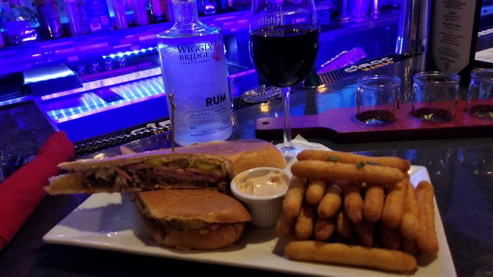 Food from Rhum Caribbean Cuisine & Rum Bar