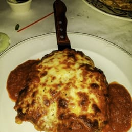 Il Fresco - Orangeburg, NY, United States. The best veal parm you will ever have.....