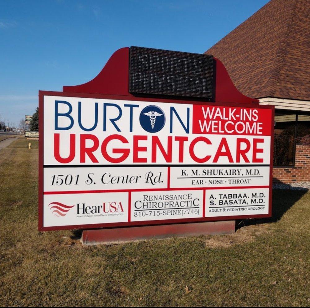 Burton Urgent Care: 1481 S Center Rd, Burton, MI
