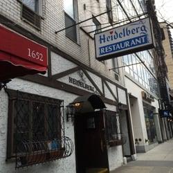 Heidelberg Restaurant New York Ny United States