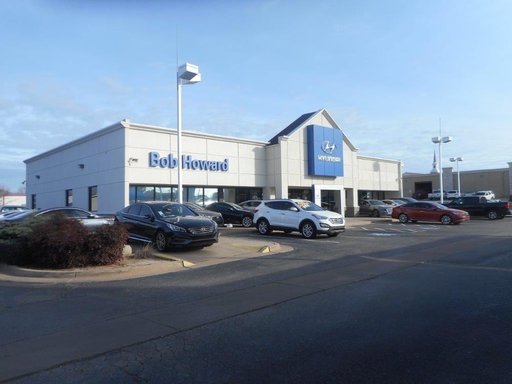 Bob Howard Auto Group >> Bob Howard Hyundai Your Hyundai New Used Dealer In