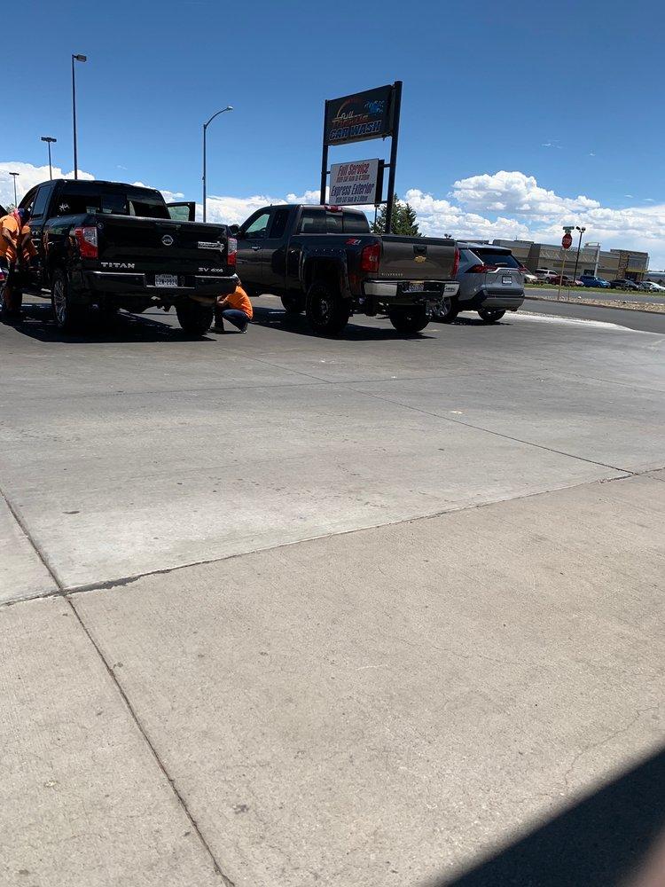 Full Throttle Car Wash: 51 Craft Drive, Alamosa, CO