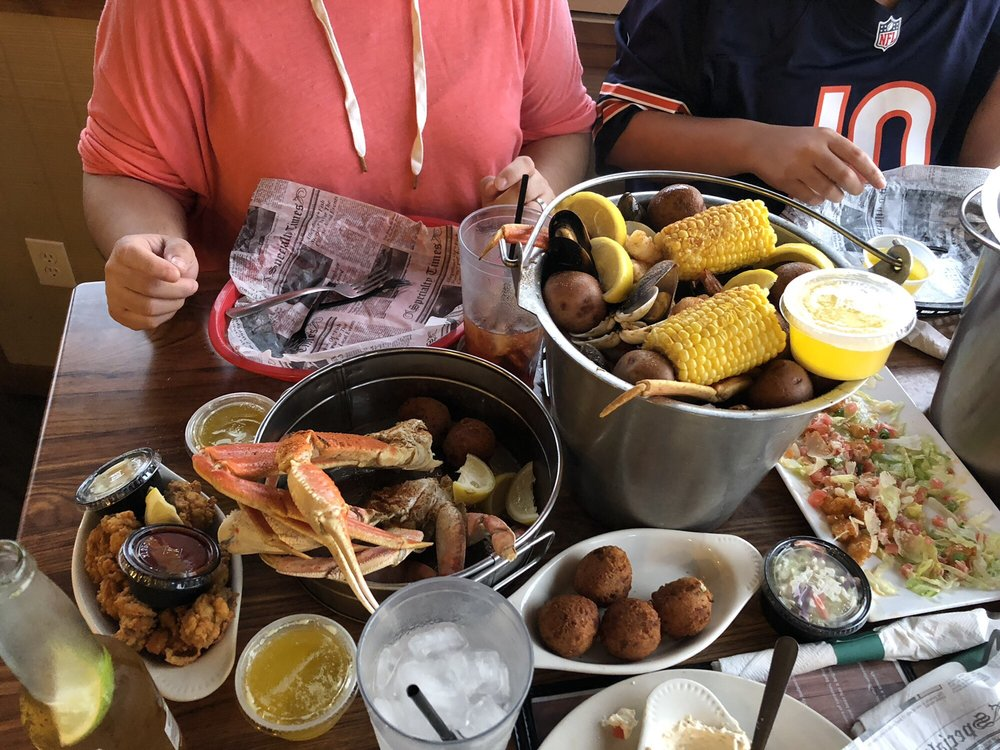 The Shack - Original Waterfront Crab Shack