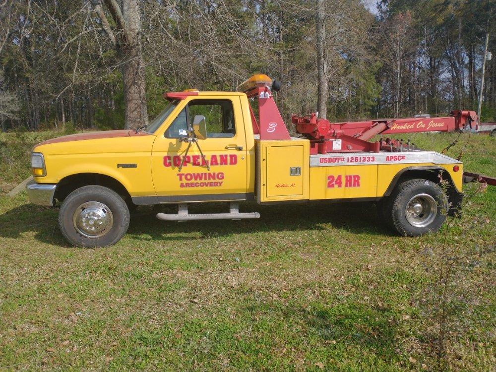 Copeland Towing & Recovery: 715 Nixon Chapel Douglas Rd, Horton, AL