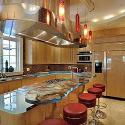 Photo Of Davi Design Studio   Pittsburgh, PA, United States. Stylish Kitchen  Design